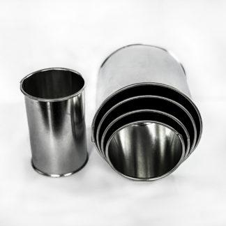Металлические формочки для паски 5в1