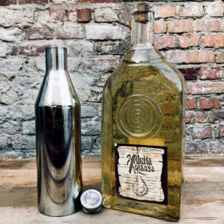Бутылка с нержавейки