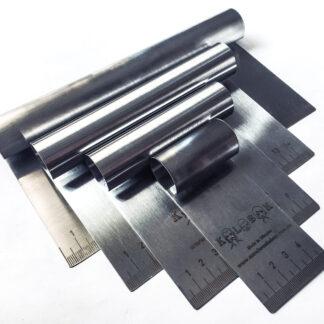Кондитерский шпатель металлический