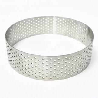 Металеві перфоровані кільця