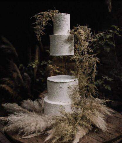 """Розмежувач (етажерка, підставка) для весільного торту """"Kolobok Profi"""""""