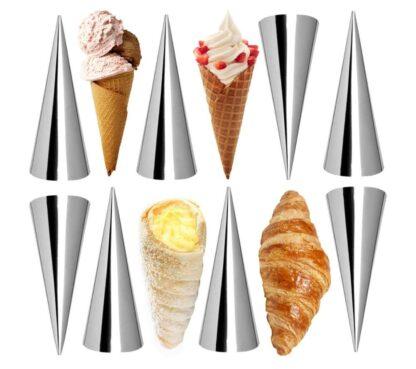 "Кондитерська форма конус ""Cream Horn"""