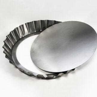 """Форма для випікання """"Круг"""" із з'ємним дном і гофрованими краями """"KOLOBOK"""""""