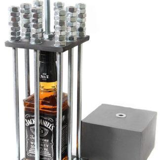 """Клітка – футляр для пляшки """"Bottle Prison"""""""